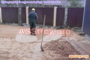 Տարածքների կանաչապատման և բարեկարգման աշխատանքներ (հողային աշխատանքներ, կանաչապատման նախագծում, կանաչապատում, գազոնի տեղադրում)